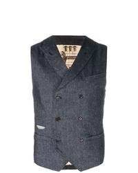 Al Duca D'Aosta 1902 Double Breasted Waistcoat