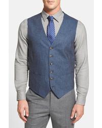 Hart Schaffner Marx New York Wool Cotton Vest
