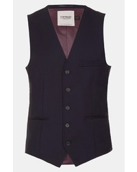 Topman Skinny Fit Vest