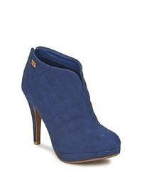 Navy wedge pumps original 9367451