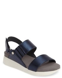 Bos. & Co. Payge Wedge Sandal