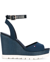 Tommy Hilfiger Wedged Sandals