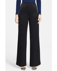 St. John Collection Kate Liquid Satin Pants