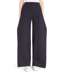 Le pantalon plat wide leg pants medium 774214