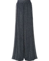 Golden Goose Deluxe Brand Sophie Lurex Wide Leg Pants