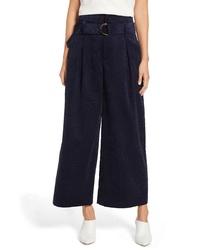 1 STATE Wide Leg Corduroy Pants