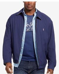 Polo Ralph Lauren Big And Tall Jackets Bi Swing Windbreaker