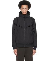 Nike Black Nsw Windrunner Jacket