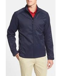 Cutter & Buck Blakely Weathertec Wind Water Resistant Full Zip Jacket