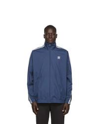 adidas Originals Blue Lock Up Track Jacket