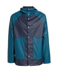 Herschel Supply Co. Classic Hooded Rain Jacket