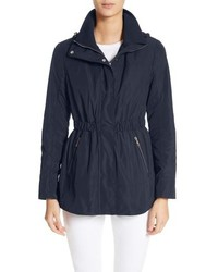 Moncler Disthene Water Resistant Hooded Jacket