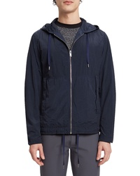 Theory Ditmars Regular Fit Hooded Jacket