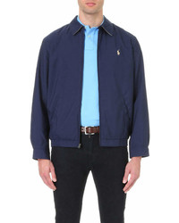 Polo Ralph Lauren French Navy Classic New Fit Bi Swing Windbreaker Jacket