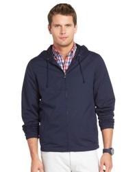 Izod Nylon Hooded Solid Jacket