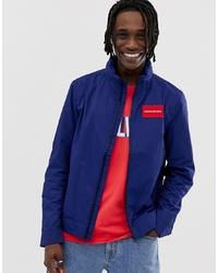 Calvin Klein Jeans Technical Hooded Logo Jacket