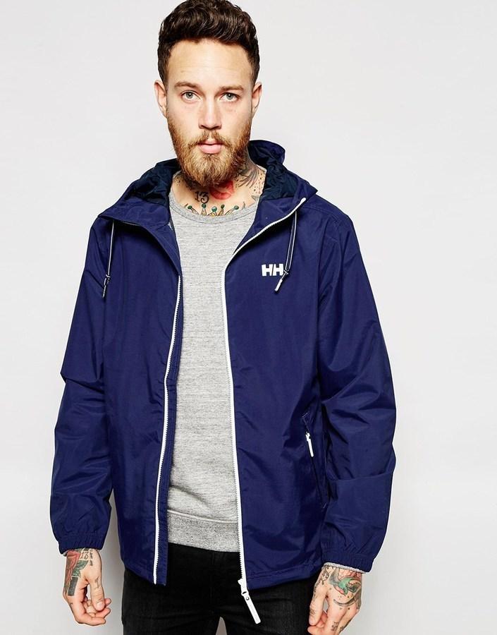 Helly Hansen Marstrand Rain Jacket | Where to buy & how to wear