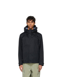 Ten C Navy 3 Layers Anorak Jacket