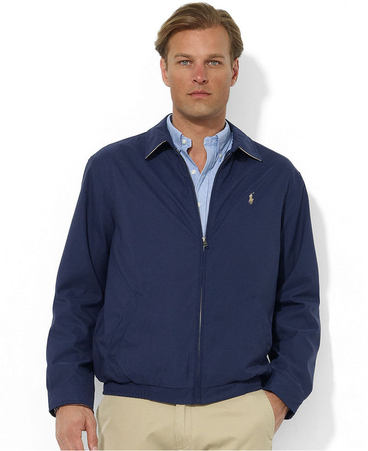 polo ralph lauren jacket core classic windbreaker where to buy how. Black Bedroom Furniture Sets. Home Design Ideas