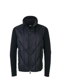 MONCLER GRENOBLE Quilted Front Cardigan