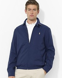 Ralph Lauren Polo Microfiber Windbreaker