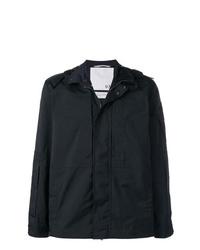 Valentino Rockstud Hooded Jacket
