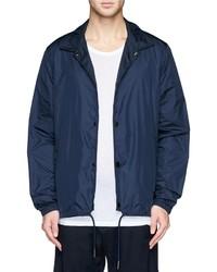 Acne Studios Tony Face Windbreaker Jacket