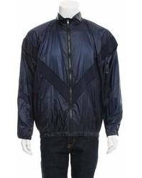Sacai Zip Front Windbreaker Jacket