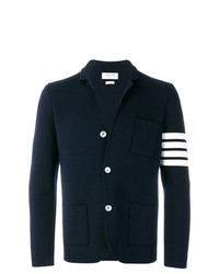 Thom Browne 4 Bar Stripe Fine Merino Wool Sport Coat