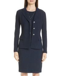 St. John Collection Ana Boucle Knit Jacket