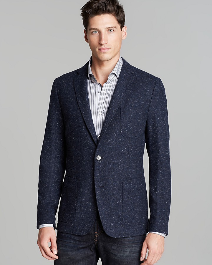 Hugo Boss Boss Tweed Blazer | Where to buy & how to wear