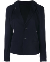Y's Button Collar Blazer