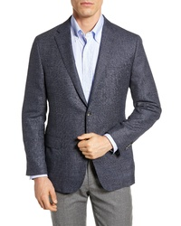 Hickey Freeman Classic Fit Blazer