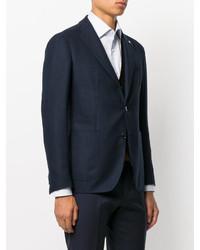 Tagliatore Classic Woven Blazer