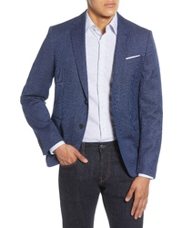BOSS Fit Solid Wool Blazer