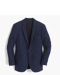 J.Crew Ludlow Suit Jacket In Birds Eye Italian Wool