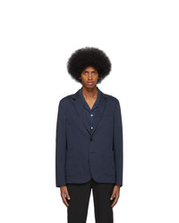 Ps By Paul Smith Navy Buggy Blazer
