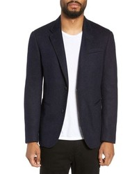 John Varvatos Star USA Piped Wool Sport Coat