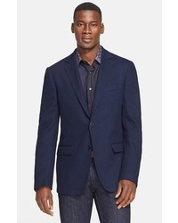 Salvatore Ferragamo Slim Fit Cotton Jersey Sport Coat