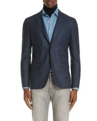 Eidos Trim Fit Tweed Wool Sport Coat