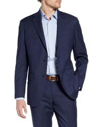 Nordstrom Men's Shop Trim Fit Wool Blazer
