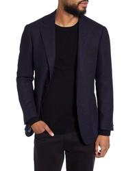 Ring Jacket Trim Fit Wool Sport Coat