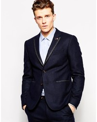 5d846affe6d7 Ted Baker Tall Slim Blazer With Fleck Out of stock · Ted Baker Wool Suit  Jacket In Slim Fit