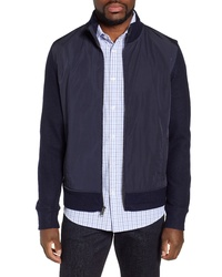 Nordstrom Men's Shop Lightweight Wool Blend Jacket