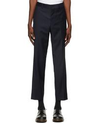 Comme des Garcons Homme Deux Chalk Stripe Trouser