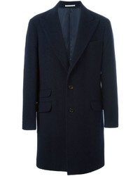 Brunello Cucinelli Wide Lapel Coat