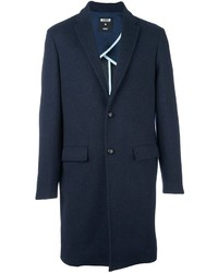 MSGM Flap Pockets Mid Length Coat