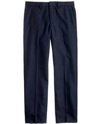 Bowery classic pant in wool medium 386981