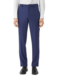Burberry Classic Fit Wool Dress Pants