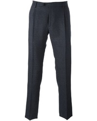 Etro Wool Blend Trousers